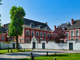 The Beguinage Our Lady Ter Hoye