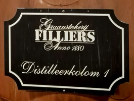 A company visit at Filliers Distillery