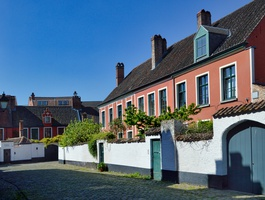 L'ancien Béguinage Sainte-Élisabeth
