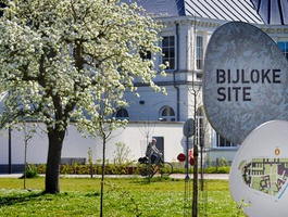 The STAM museum and the Bijloke site